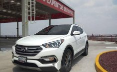Hyundai Santa Fe 2017 5p Sport L4/2.0/T Aut-7