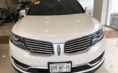 Lincoln MKX 2016 5p Reserve-0
