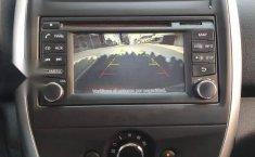 Nissan Versa Exclusive Automático 2015 Seminuevo-5