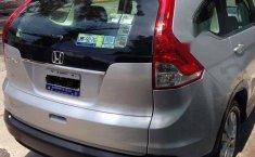 HONDA CRV LX COLOR PLATA-0