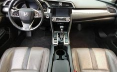 Honda Civic Turbo Plus Automático 2017 Seminuevo-3