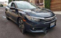 Honda Civic Turbo Plus Automático 2017 Seminuevo-2
