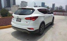 Hyundai Santa Fe 2017 5p Sport L4/2.0/T Aut-4
