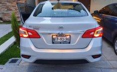 Nissan Sentra Advance MT unico dueño-1
