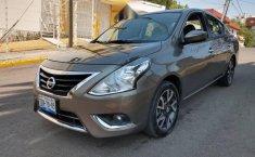 Nissan Versa Exclusive Automático 2015 Seminuevo-2