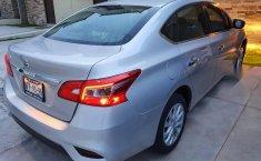 Nissan Sentra Advance MT unico dueño-0