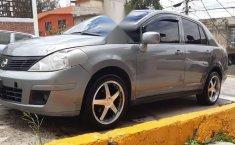 Nissan Tiida Vendo o cambio por pick up 4 cil-9