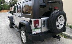 Jeep Wrangler Unlimited Sport 2012 3er. dueño RINES 18 originales LLANTAS SEMINUEVAS 4x4 IMPECABLE!!-10