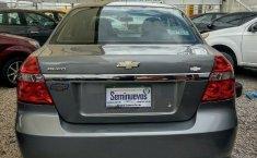 Chevrolet aveo elegance 2012, STD, ELECTRICO,AIRBAG,AIRE,FAROS,RINES,ALARMA-7