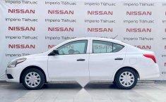 Nissan Versa drive estandar 2018-10