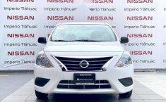 Nissan Versa drive estandar 2018-9