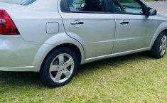 Chevrolet Aveo 2014 Aire y eléctrico-6