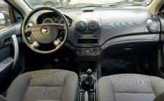 Chevrolet aveo elegance 2012, STD, ELECTRICO,AIRBAG,AIRE,FAROS,RINES,ALARMA-4