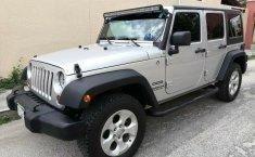 Jeep Wrangler Unlimited Sport 2012 3er. dueño RINES 18 originales LLANTAS SEMINUEVAS 4x4 IMPECABLE!!-6