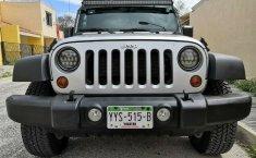 Jeep Wrangler Unlimited Sport 2012 3er. dueño RINES 18 originales LLANTAS SEMINUEVAS 4x4 IMPECABLE!!-4