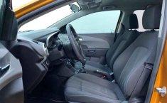21001 - Chevrolet Sonic 2017 Con Garantía Mt-5