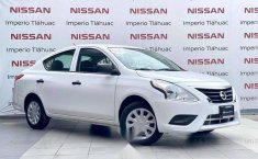 Nissan Versa drive estandar 2018-2