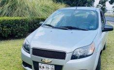 Chevrolet Aveo 2014 Aire y eléctrico-3