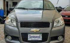 Chevrolet aveo elegance 2012, STD, ELECTRICO,AIRBAG,AIRE,FAROS,RINES,ALARMA-2