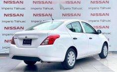 Nissan Versa drive estandar 2018-0