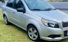 Chevrolet Aveo 2014 Aire y eléctrico-0