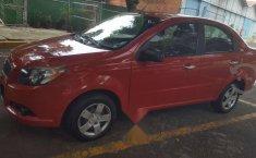 Chevrolet Aveo LT estandar aire acondicionado cd-8