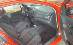 Chevrolet Aveo LT estandar aire acondicionado cd-7