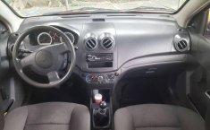 Chevrolet Aveo LT estandar aire acondicionado cd-6