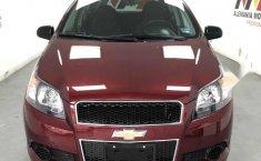 Chevrolet Aveo 2017 4p LT L4/1.6 Man-11