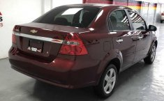 Chevrolet Aveo 2017 4p LT L4/1.6 Man-9