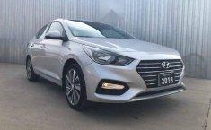 Hyundai Accent 2018 4p GLS L4/1.6 Aut-8