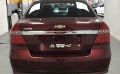 Chevrolet Aveo 2017 4p LT L4/1.6 Man-6