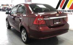 Chevrolet Aveo 2017 4p LT L4/1.6 Man-0