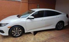 Honda Civic EX 2018 Blanco-11