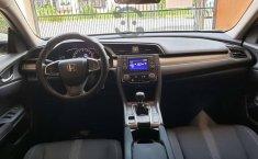 Honda Civic EX 2018 Blanco-9