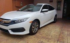 Honda Civic EX 2018 Blanco-8