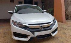 Honda Civic EX 2018 Blanco-7