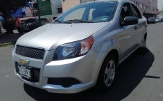 Chevrolet aveo LS 2017 con 18 mil kilómetros-15