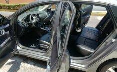 Nissan Sentra 2017 1.8 Exclusive At Cvt Navi Automatico Como Nuevo-11