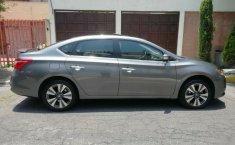 Nissan Sentra 2017 1.8 Exclusive At Cvt Navi Automatico Como Nuevo-10