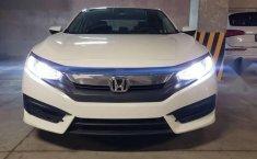 Honda Civic EX 2018 Blanco-5