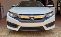 Honda Civic EX 2018 Blanco-3