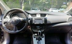 Nissan Sentra 2017 1.8 Exclusive At Cvt Navi Automatico Como Nuevo-3