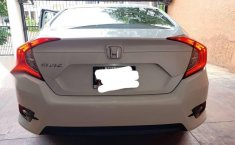 Honda Civic EX 2018 Blanco-1