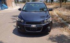 Flamante y Equipado Chevrolet Sonic LTZ-9