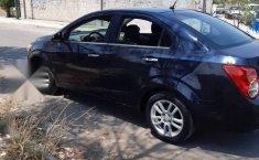 Flamante y Equipado Chevrolet Sonic LTZ-7