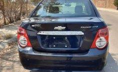 Flamante y Equipado Chevrolet Sonic LTZ-0