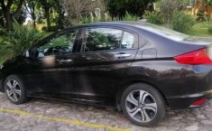 Honda city 2016 CVT Ex 1.5-0