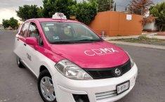 Nissan Tiida taxi CDMX-1