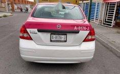 Nissan Tiida taxi CDMX-0